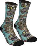 calcetines Mtb Diseño Calaveras DeRocca